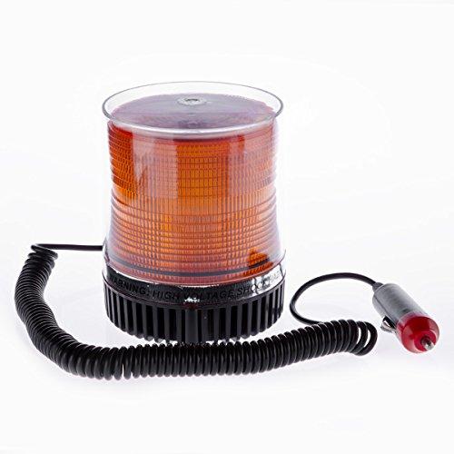 12V LED KFZ Auto Rundumleuchte Pannenlicht Blitzlicht Blitzleuchte Warnleuchte Warnlicht Blinklicht Alarmanlage Bild