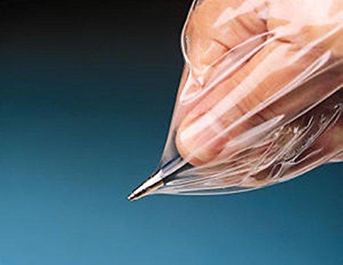 3M Lack Schutz Folie Meterware 120mm breit x 1000mm - transparent (PU Bild