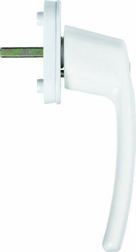 ABUS 442599 FG200 W SB abschließbarer Fenstergriff, weiß Bild