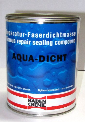 Aqua Dicht transparent - Dose 1 L Bild