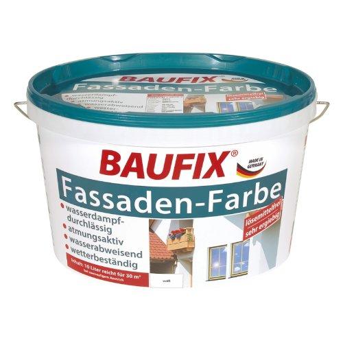 BAUFIX Fassadenfarbe 10l Bild