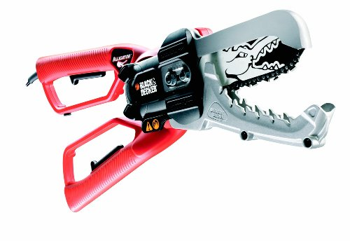 Black & Decker GK1000 Alligator - Elektro-Astschere 550W, 100mm Bild