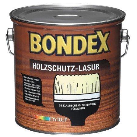 Bondex Holzlasur für Aussen 729 Teak 2,5 Liter Bild