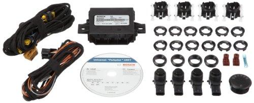 Bosch  0263009565 Parkpilot URF7, optische und akkustische universal Einparkhilfe mit 4 Bild