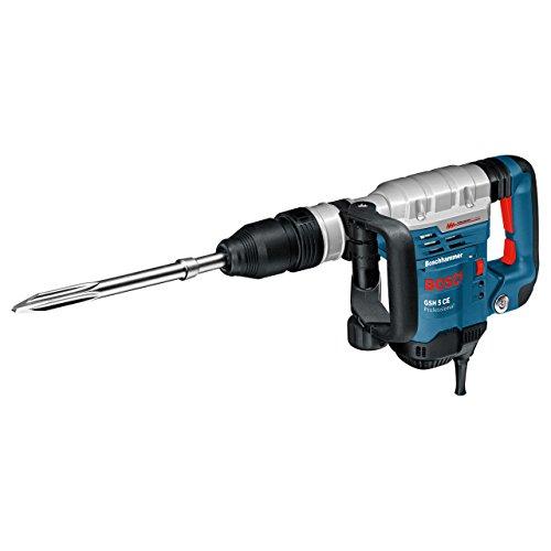 Bosch Professional GSH 5 CE, 1.150 W Nennaufnahmeleistung, 8,3 J Schlagenergie, 1.300 Bild