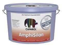 Caparol, AmphiSilan, Kapillarhydrophobe, mineralmatte Siliconharz-Fassadenfarbe, 12,5 l Bild