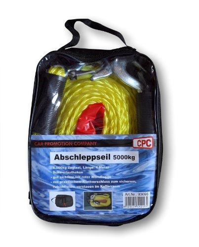 CG Car Professional 93096 Abschleppseil, 5000 kg Bild