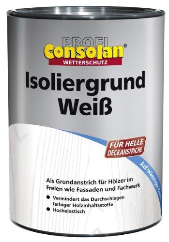 Consolan Profi Isolier Grund weiß 2,5 Liter Bild