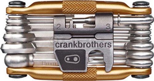 Crank Brothers Multi-19 tool, gold Bild