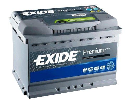 Exide Premium Superior Power EA1000 100Ah (900A Kälteprüfstrom) Bild