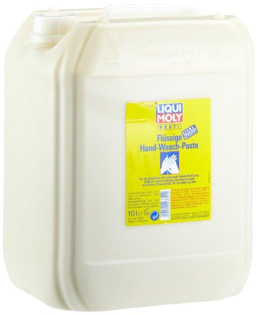 Flüssige Hand-Wasch-Paste von Liqui Moly – Kostspielig aber mit top Ergebnis Bild