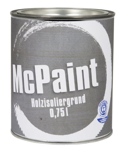 McPaint Holzisoliergrund 0,75 Liter J120316 Bild