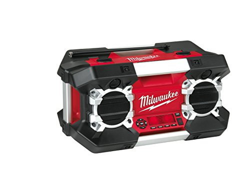 Milwaukee 4933416345 C 12-28 DCR/ 0-Version Netz/Akku-Radio Bild