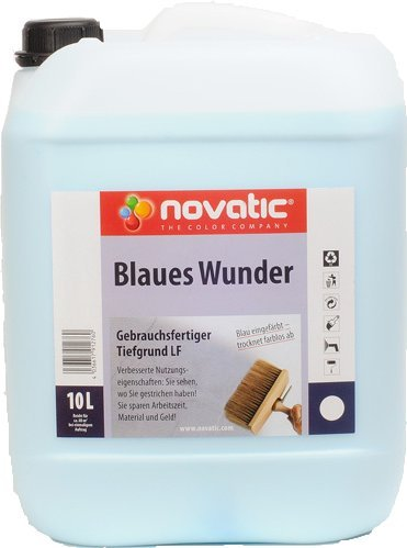 novatic Blaues Wunder, Tiefengrund LF Bild