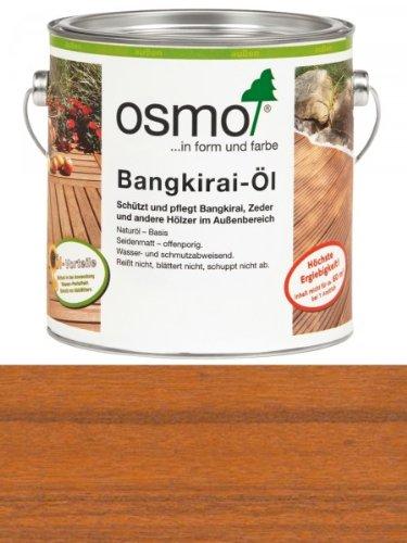 OSMO Bangkirai-Öl 006 Naturgetönt seidenmatt 2,5Ltr [Werkzeug] Bild