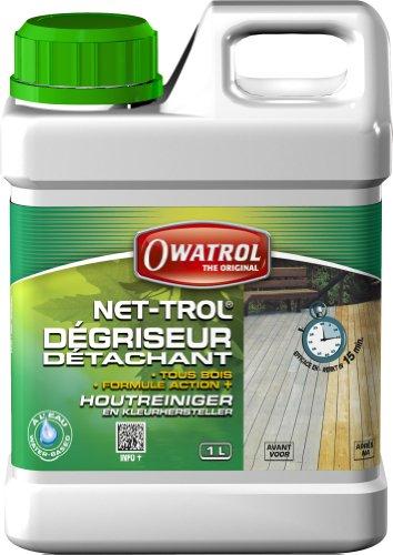 Owatrol NET-TROL Holzreiniger & Aufheller, 1 Liter Gebinde Bild