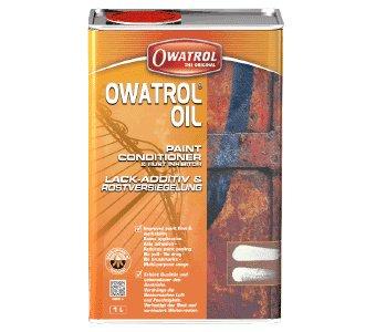 OWATROL-ÖL -Blattrostentferner, Rostkonservierung und Rostversiegelung Bild