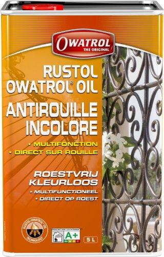 Owatrol Öl Kriechöl Rostschutz Holzschutz 5 ltr. Bild