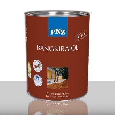 PNZ-Bangkirai Öl naturgetönt (0,75 L) Bild