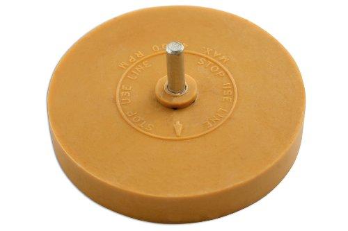 Power-Tec 91488 Folienradierer, scheibenförmig, mit Schaft Bild