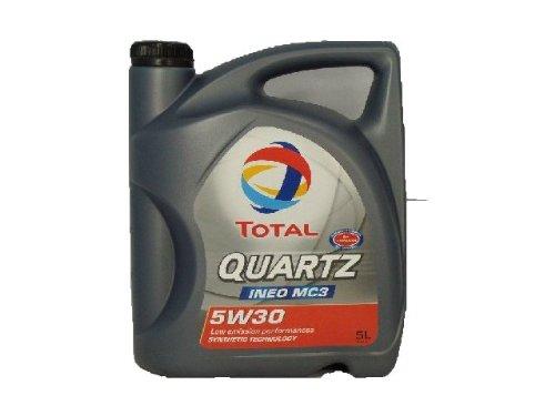 Total Quartz Ineo MC3 5W-30 Motoröl im 5 Liter Kanister Bild