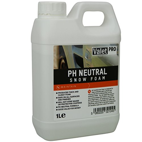 ValetPRO - PH Neutral Snow Foam - 1L Bild