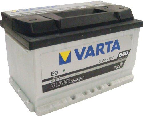 Varta 5701440643122 Starterbatterie E9 Bild