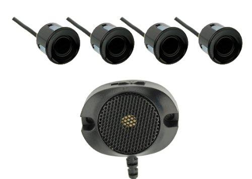 Vega R4S Einparkhilfe mit einem akustischen Signalgeber und inklusive 4 Sensoren in Bild