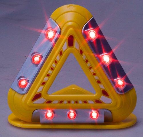 Warndreieck LED Notfallleuchte Notlicht Warnblinker Warnlicht Notlampe Notleuchte Bild
