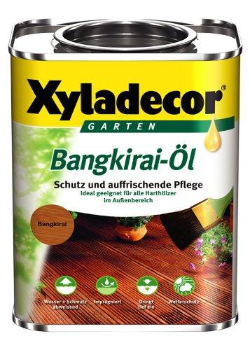 Xyladecor Bangkirai Öl 5 Liter Bild