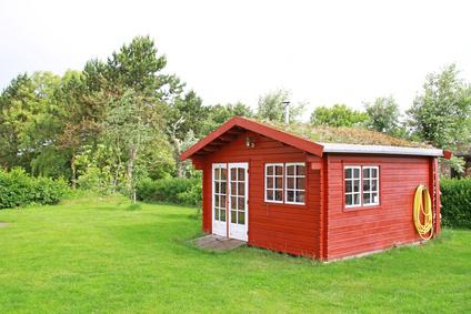 Ein gartenhaus selbst bauen worauf sie achten m ssen - Was kostet eine baugenehmigung fur ein gartenhaus ...