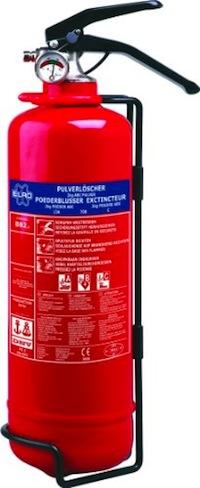 Feuerlöscher im Test: Welches Produkt erstickt das Feuer am schnellsten?