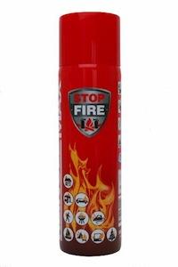 Feuerlöschspray im Test: Welches Spray löscht das Feuer am schnellsten?