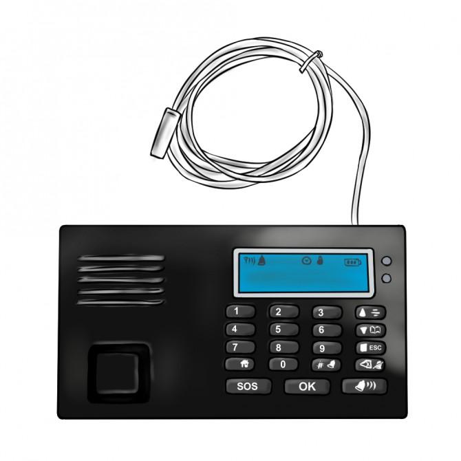 ▷ GSM Alarmanlagen in Garagen verbauen: Wir zeigen Ihnen, wie es geht