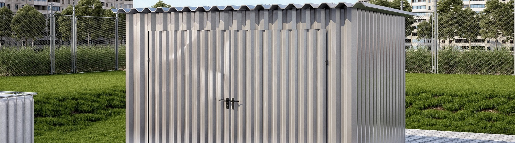▷ Stahlfertiggaragen Preisliste mit Konfigurator bis zu 30% sparen