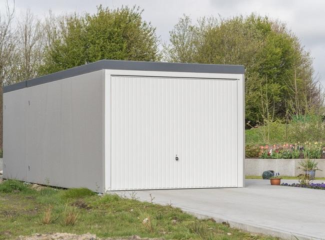 eine garage bauen vorteile nachteile preise mit. Black Bedroom Furniture Sets. Home Design Ideas