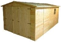 holzgarage selber bauen oder kaufen vergleichen und bis zu 30 sparen. Black Bedroom Furniture Sets. Home Design Ideas
