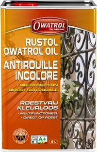Owatrol Öle im Test: Wir haben verschiedene Produkte von Owatrol verglichen