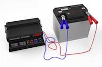 Wie funktioniert die Startfunktion bei einem Autobatterie Ladegerät?