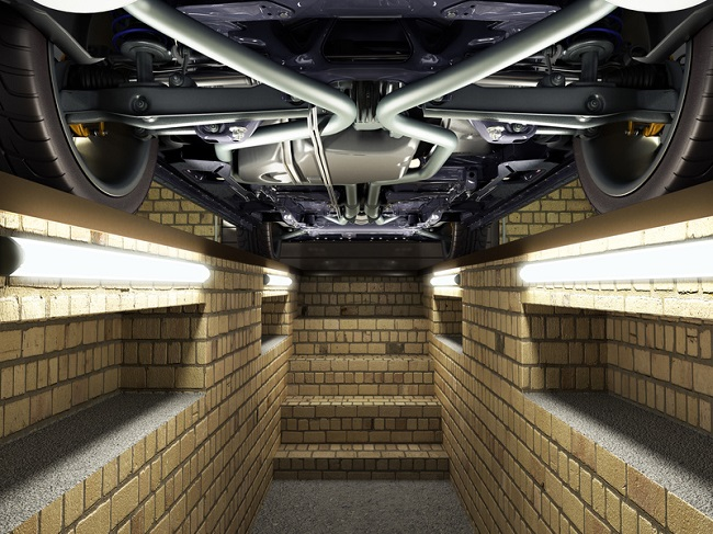 Garagenkeller – Gute Alternative zum unterkellerten Haus