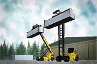 Containerstapler: Preise, Infos wir erstellen Ihnen ein kostenloses Angebot